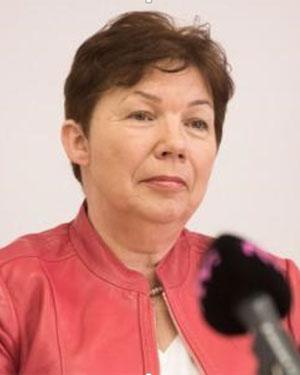 PaedDr. Mária Čunderlíková
